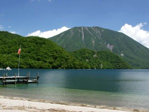 Lake Chuzenji, sightseeing in Nikko