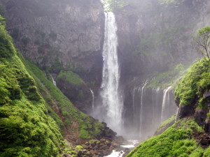 Kegon Fall, sightseeing in Nikko